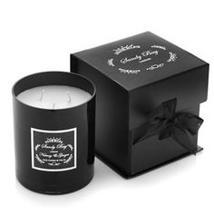 Sandy Bay Special Edition Large 3 Wick Luxury Candle nutmeg and fig.
