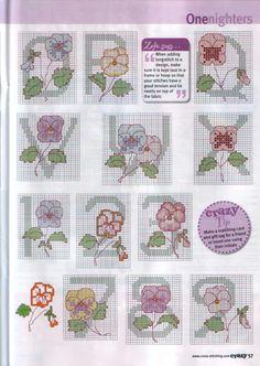 Gallery.ru / Photo # 29 - Cross Stitch Crazy 088 August 2006 - tymannost