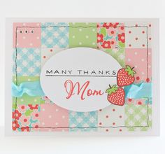 Mother's Day card by Tracy Schultz