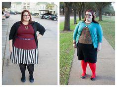 20 Plus size bloggers sizes 24+