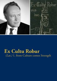 Our second article in the new #cranleighculture magazine is written by Old Cranleighan, historian and biographer Professor Andrew Roberts - 'The Meaning Of Ex Cultu Robur' can be read by visiting www.cranleigh.org/culture #cranleigh #cranleighschool #andrewroberts #professorandrewroberts #exculturobur #surrey #culturemagazine #dedicatedcommunity