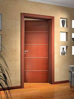 Puertas Interiores - Línea con Apliques - Calidad Premium - OBLAK URUGUAY