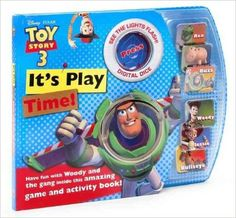 Toy Story 3 It's Play Time!: Parragon Books Ltd.: 9781407588568: Amazon.com: Books