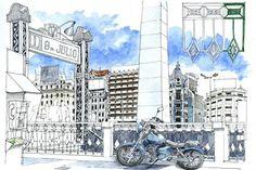 Escenas urbanas - 13.10.2012 - lanacion.com