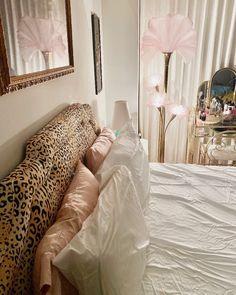 Custom Bed, Art Deco Bed, Leopard Print Bedding, Bedroom Furniture, Bedroom Inspirations, Bedding Shop, Bed, Fall Bedroom, Upholstered Beds