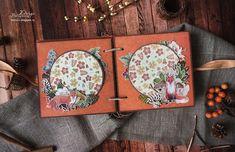 Мой сказочный мир: Осенний альбомчик с лисичками