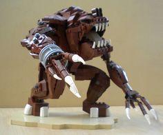 Ultimate Rancor (LDD Building Instructions) by Daiman Lego Dino, Lego 4, Lego Star Wars, Lego Pokemon, Lego Village, Lego Bots, Lego Custom Minifigures, Lego Creative, Lego Animals