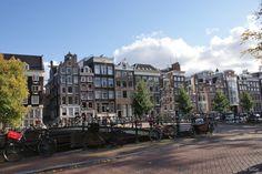 Grachtenhäuser   #amsterdam  #niederlande #holland #netherlands