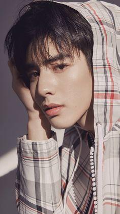 So wei long Korean Boys Ulzzang, Ulzzang Boy, Korean Men, Asian Men, Handsome Actors, Cute Actors, Handsome Boys, Song Wei Long, Chinese Man
