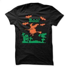 Boo! Happy Halloween! - #tshirt ideas #black sweater. ORDER NOW => https://www.sunfrog.com/Holidays/Boo-Happy-Halloween.html?68278