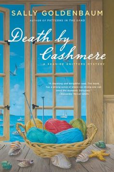 """Read """"Death by Cashmere A Seaside Knitters Mystery"""" by Sally Goldenbaum available from Rakuten Kobo. Get entangled in the first novel in USA Today bestselling Seaside Knitters Mystery series. Not long after Isabel """"Izzy"""" . Cozy Mysteries, Best Mysteries, Murder Mysteries, Mystery Novels, Mystery Series, Agatha Christie, New Books, Books To Read, Reading Books"""