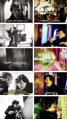Sober vs Drunk Sherlock * the best of it definitely the egg sitty thing* Sherlock Bbc, Drunk Sherlock, Sherlock Fandom, Benedict Cumberbatch Sherlock, Sherlock Quotes, Sherlock Humor, Watson Sherlock, Jim Moriarty, Martin Freeman