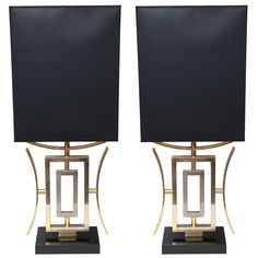 1stdibs | Fabulous Pair Of Grand Proportions Asiatic Table Lamps.