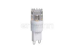 2.5W g9 led dimmable Ceramic base - Enkonn G9 Led, Light Bulb, Base, Ceramics, Ceramica, Pottery, Light Globes, Ceramic Art, Porcelain