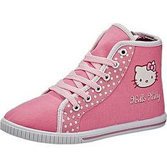 Hello+Kitty+Kinder-Despina+Mädchenschuhe+Sneakers+pink