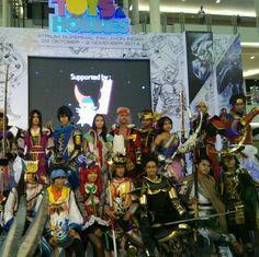 #Samuraiwarriors #cosplay by Cosura