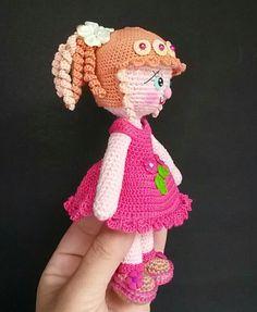 Amigurumi Doll Anleitung : amigurumi on Pinterest Crochet Dolls, Amigurumi Patterns ...