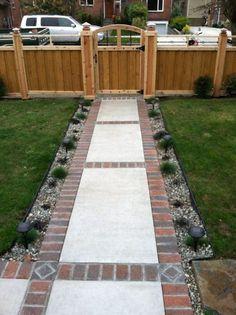 17 DIY Garden Path Inspiration that You Can do Easily.