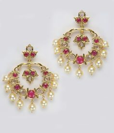 Indian Jewellery ..LOVE these