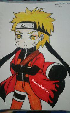Naruto chibii 😍