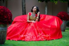 """Top Tanzanian Designer Eve Collections presents """"In Love With Red"""" African Fashion Ankara, Ghanaian Fashion, Ethnic Fashion, Nigerian Fashion, African Dresses For Women, African Print Dresses, African Women, African Clothes, African Prints"""