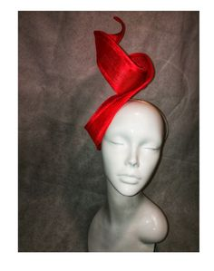 RED designed and made by Vandalised with Love, UK Red Design, Uk Shop, Headpiece, Bespoke, Barn, Etsy Shop, Cook, Fantasy, Weddings