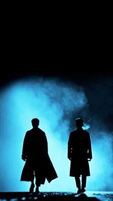 Goblin Wallpaper / Lockscreen Lee Dong Wook x Gong Yoo W Kdrama, Kdrama Memes, Goblin 2016, Goblin The Lonely And Great God, Goblin Gong Yoo, Yoo Gong, Drama Fever, Drama Drama, Yoo Ah In