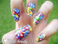 m & m Nails