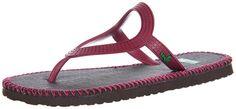 Sanuk Women's Ibiza Stitch Flip Flop -- See this awesome image  : Sanuk flip flops