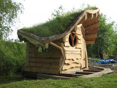 Thinking Wood Oak House
