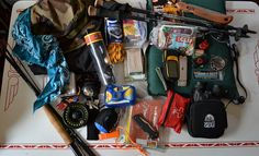 Packing for a Day Hike