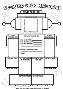 De Alles Over Mij Robot First Day Of School, Back To School, Coaching, School Info, Leader In Me, Teacher Inspiration, School Hacks, Primary School, Social Skills