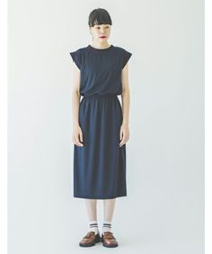 STITCH DRESS #SINDEE #Kanoco #fashion