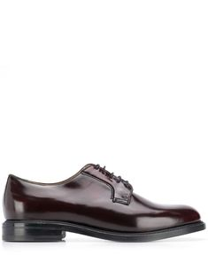 Berwick Shoes Burdeos lace-up shoes - Brown Berwick Shoes, Lace Up Shoes, Dress Shoes, Brown Leather, Oxford Shoes, Women Wear, Mens Fashion, Fashion Design, Shopping