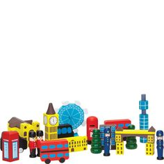 London Playset In A Bag   Letterbox