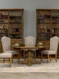 high back dining chair natural oak fnsh