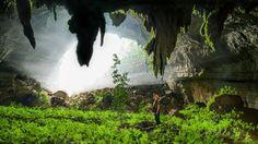 Jaskinia Tham Khoun Xe i wielka podziemna rzeka - ukryte skarby Laosu