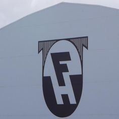 No idea who #FH is but saw this cool logo near #Reykjavik airport #Iceland  via @isetta_windsor