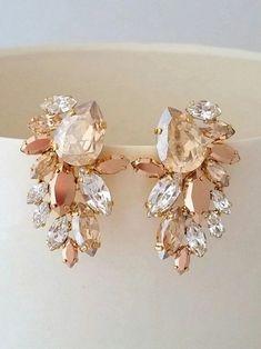 Dana Carrie Vintage Matte Metal Stud Earrings Personality Earrings Earrings Long Earrings Women