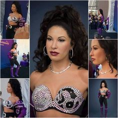 Selena Wax figure, Madame Trussards