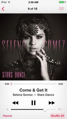 Selena Gomez- Come And Get It #SelenaGomez #StarDance