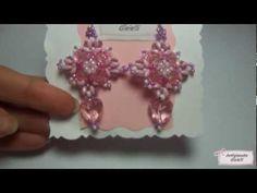 Creazioni e Beads Tutorial Orecchini (Earrings) DIY - Artigianato Gioielli