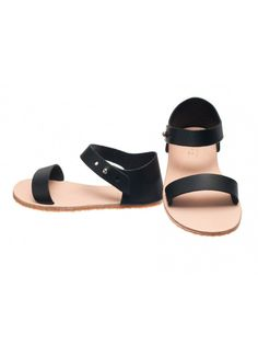 Ani Sandal / Black - BABY GIRL - Products : Fawn Shoppe - Global Boutique For Unique Children's Designs
