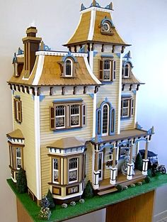 The Beacon Hill Dollhouse By Greenleaf