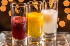 Amuse Bouche: Blueberry Bliss, Passion Fruit Punch, and Limoncello | Tinton Falls NJ Weddings