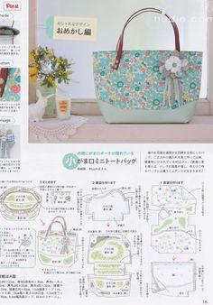 easy handbag tutorial
