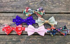 Handmade bow ties by A Dapper Snadlapper in Greenville, SC! Instagram photo by A Dapper Sandlapper //yeahthatgreenville