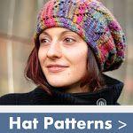 Shop Hat Knitting Patterns