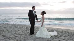 Katherine & Geoffrey by Artisan Production. Here's a beautiful wedding taken place at the Montage in Laguna Beach CA.