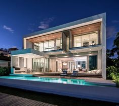 Modern Home Luxury, San Marco Residence | MIAMI by Max Strang Architecture